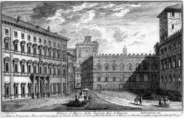 Piazza Venezia 34