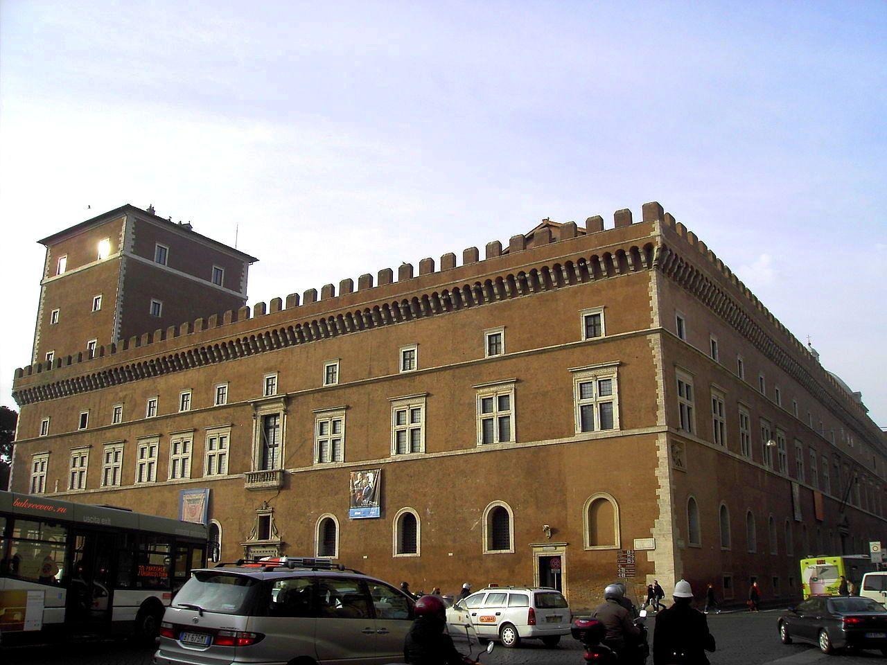 Piazza Venezia 35
