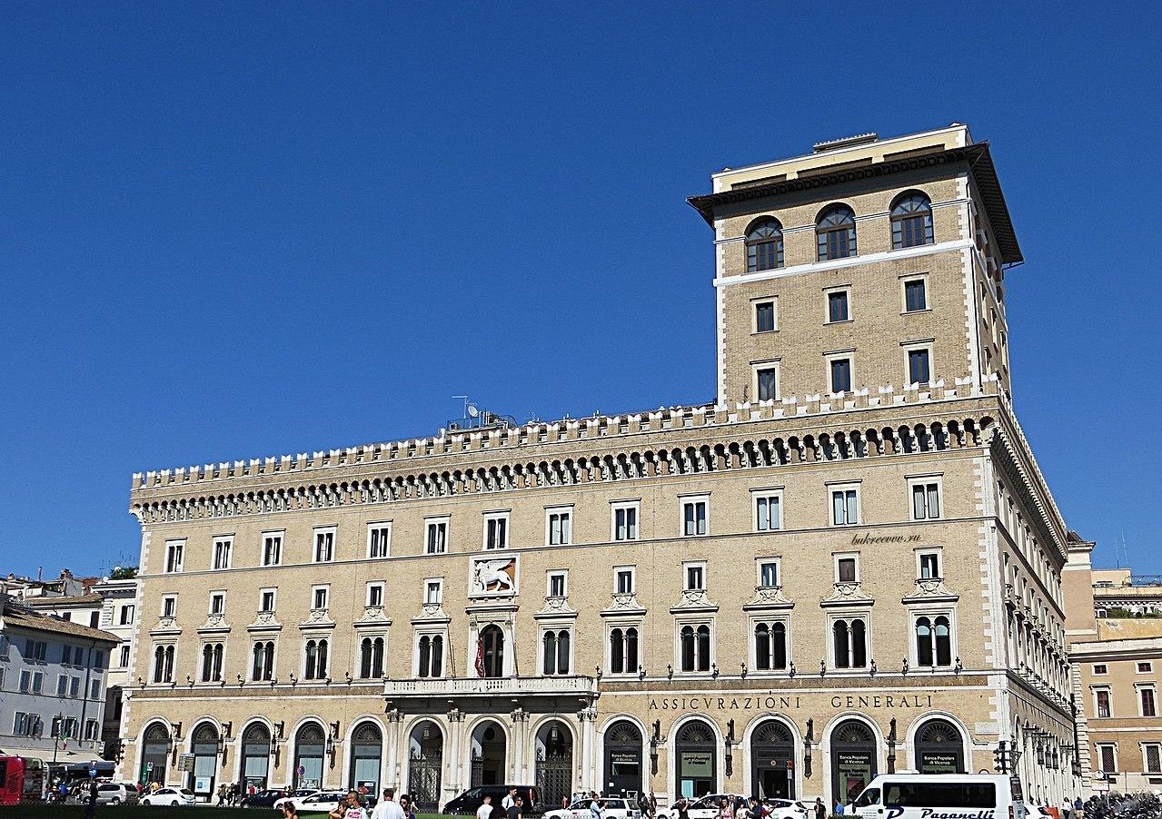 Piazza Venezia 38