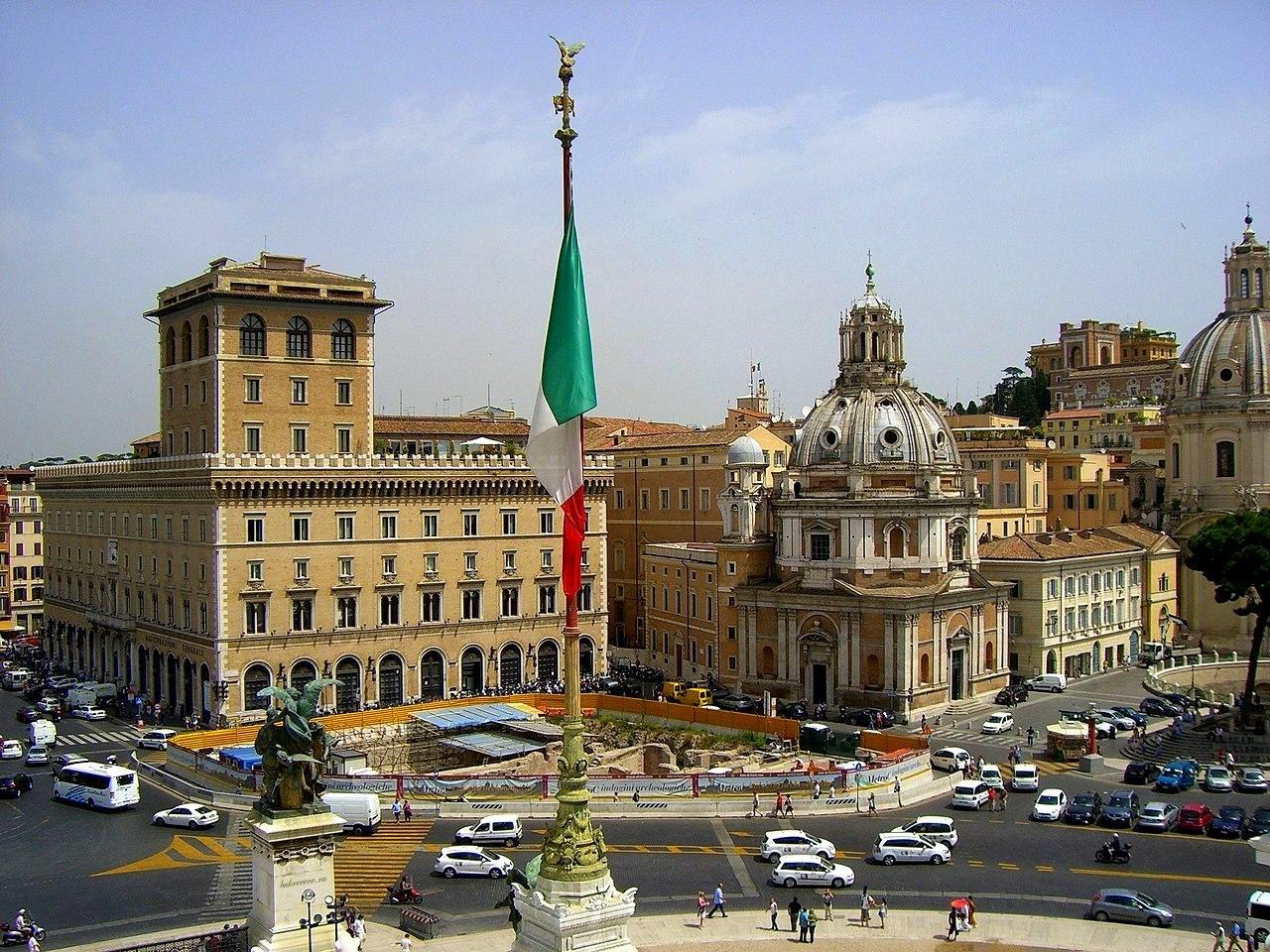 Piazza Venezia 43
