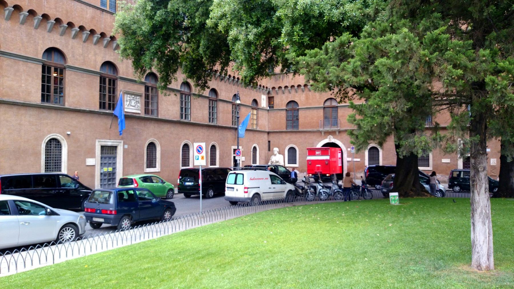 Piazza Venezia 48