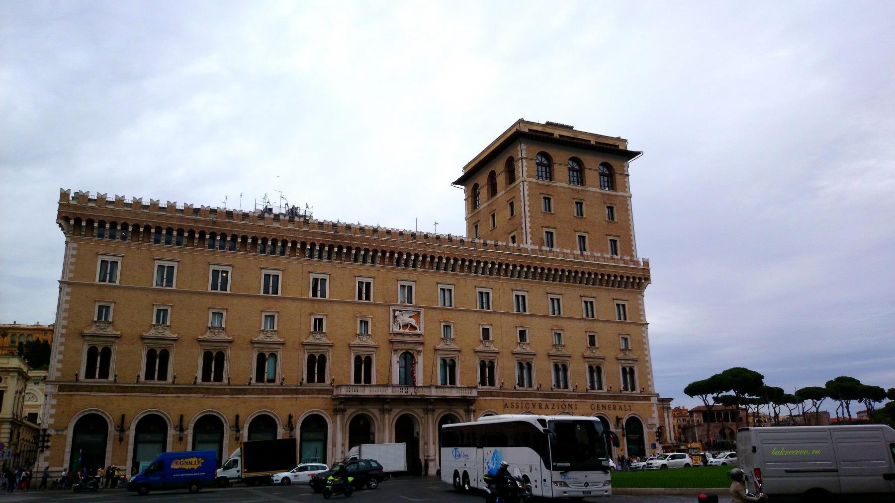 Piazza Venezia 49
