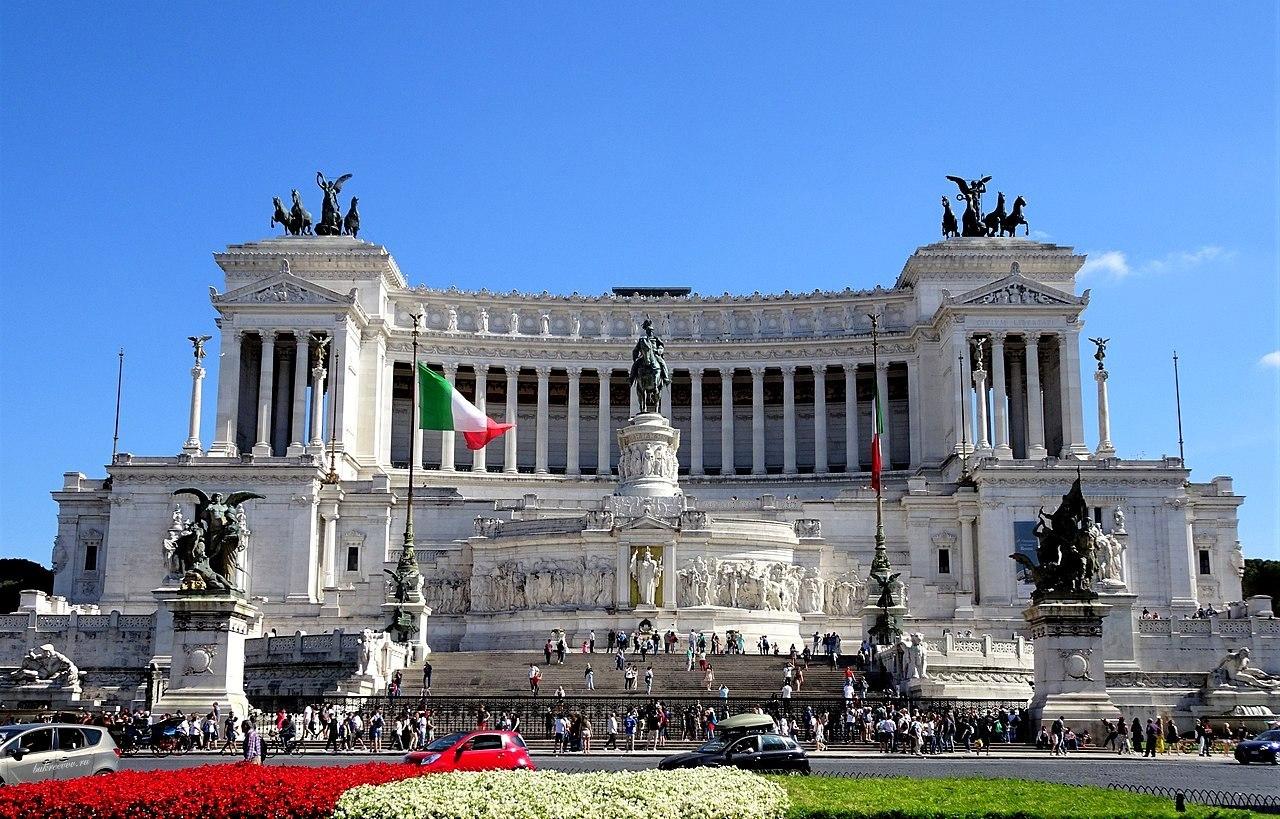 Il Monumento nazionale a Vittorio Emanuele II 23
