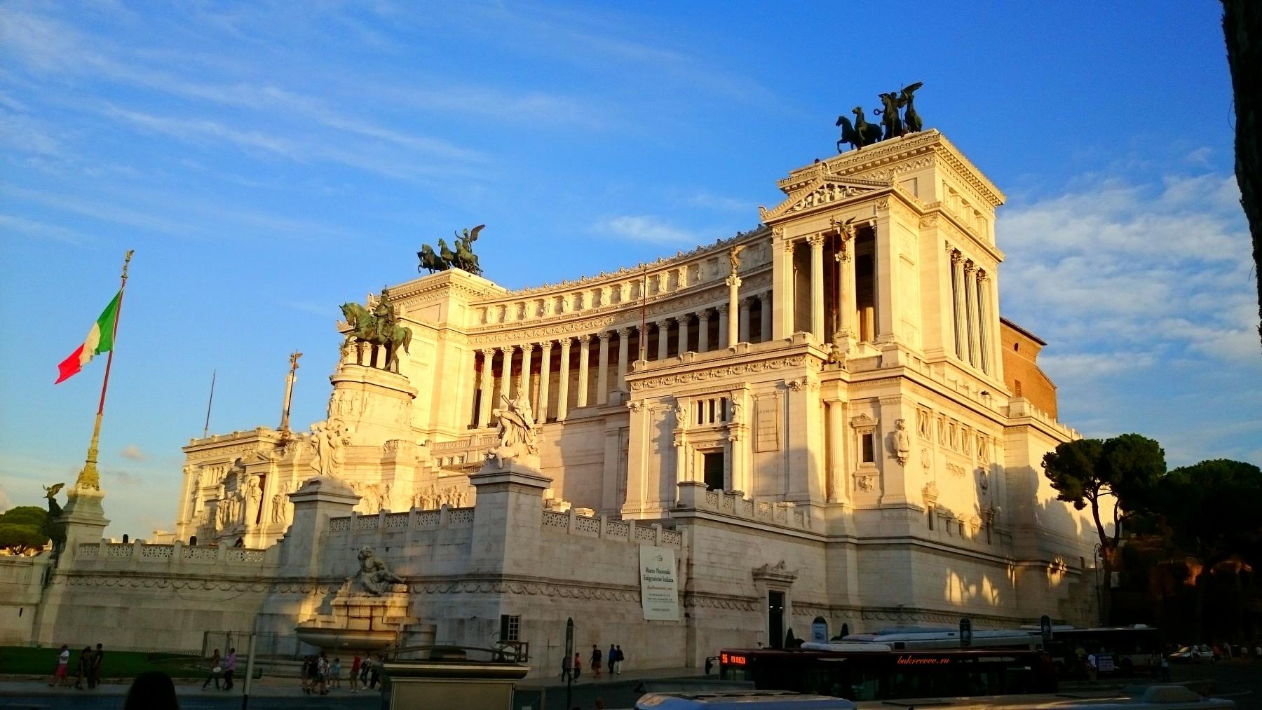 Il Monumento nazionale a Vittorio Emanuele II 31