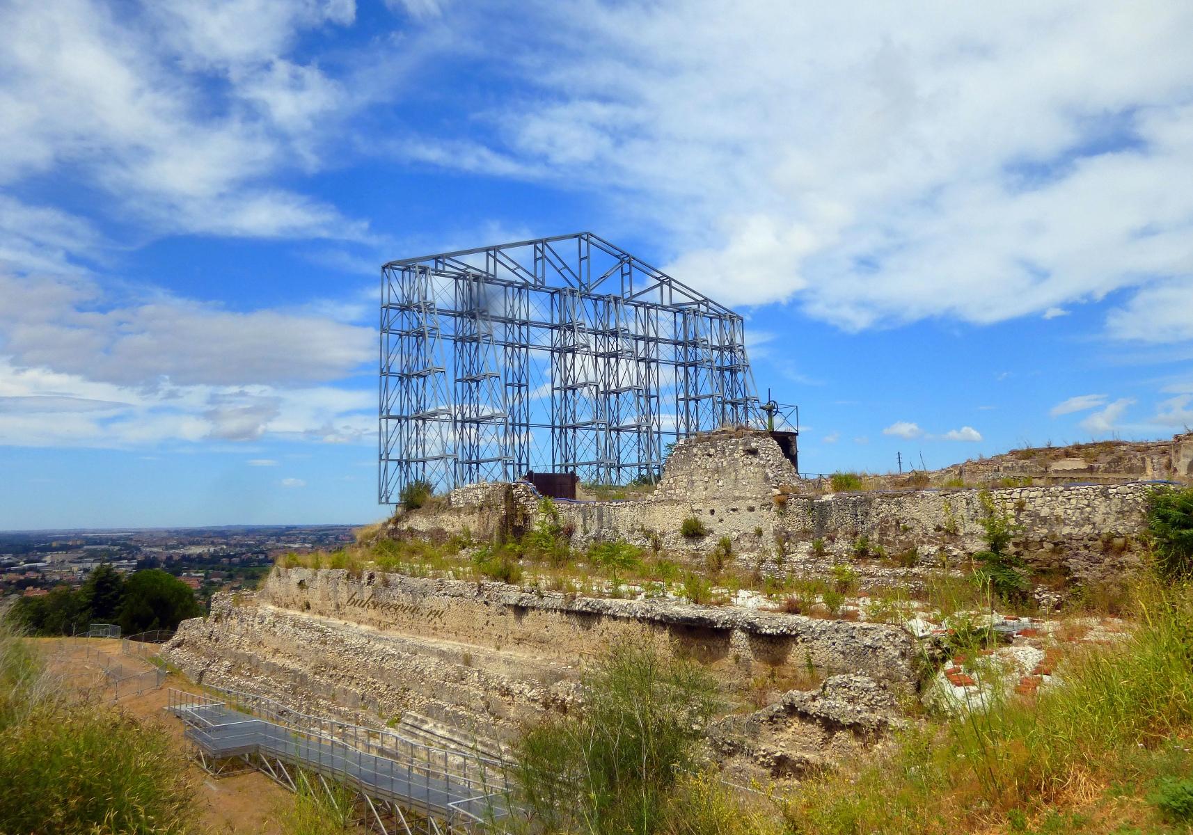 Santuario di Ercole Vincitore 34
