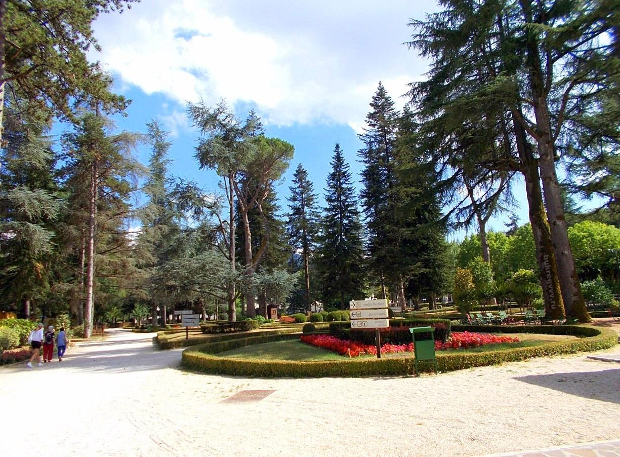 Terme di Fiuggi park24