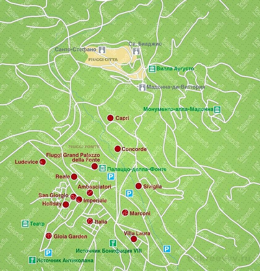 Terme di Fiuggi park45
