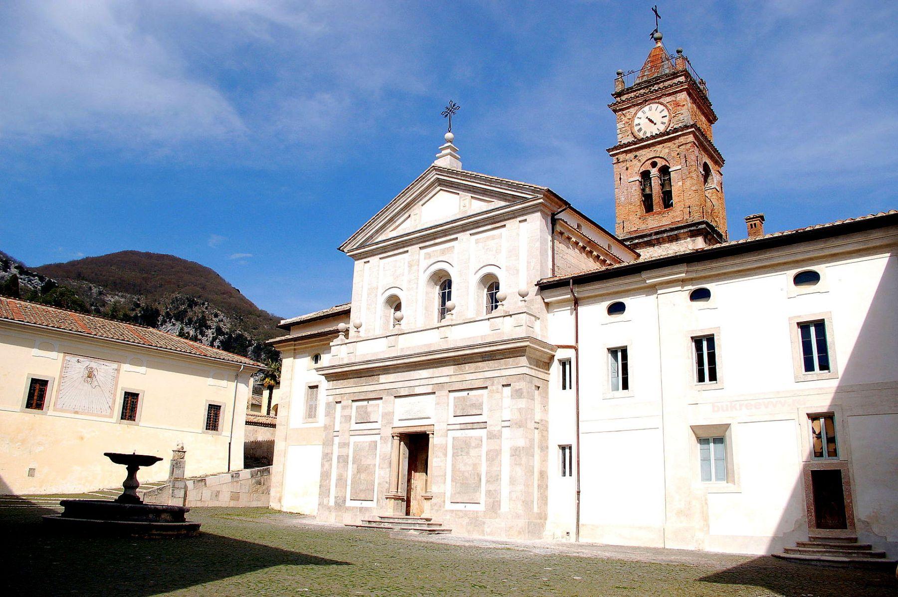 Certosa di Trisulti26