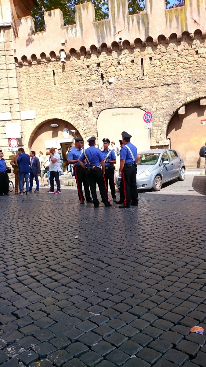Vatican 121