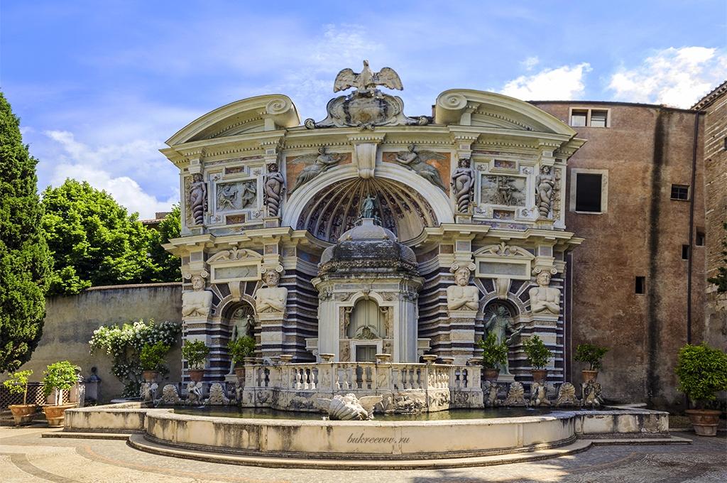 Villa d'Este 32