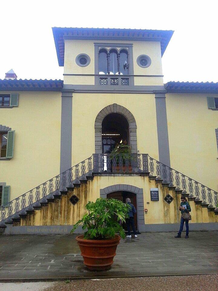 Villa Forini Lippi23