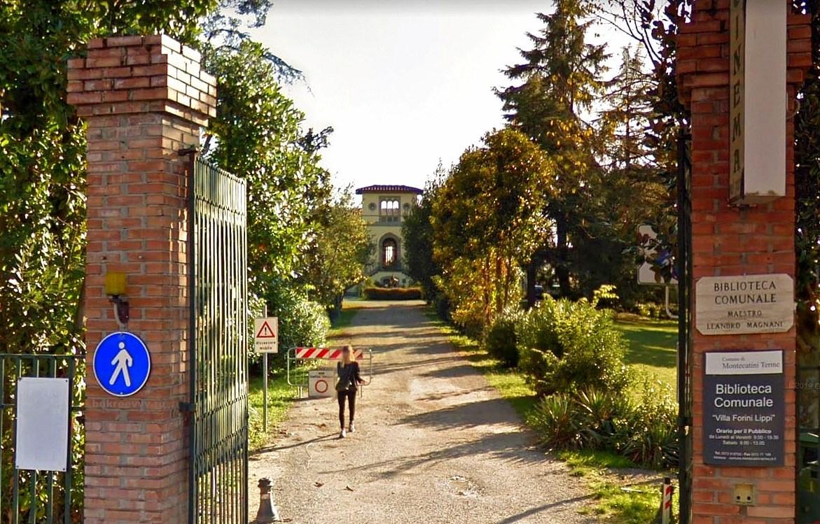 Villa Forini Lippi24